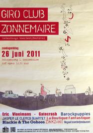 boerderijfestival Giro Club Zonnemaire, georganiseerd door de Stichting Zonnemai…