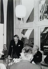 bij opening, CdK de Casembroot