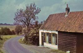 boerderijtje bij Plompe Toren