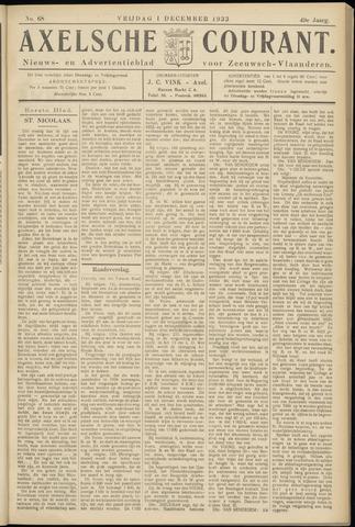 Axelsche Courant 1933-12-01