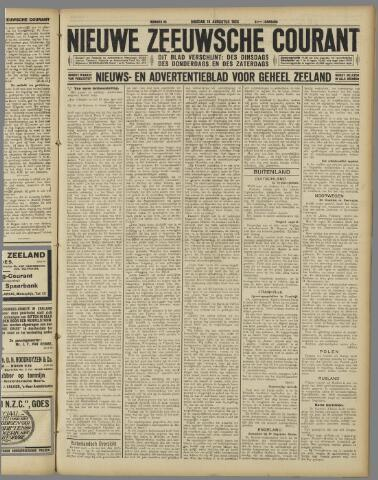 Nieuwe Zeeuwsche Courant 1925-08-18