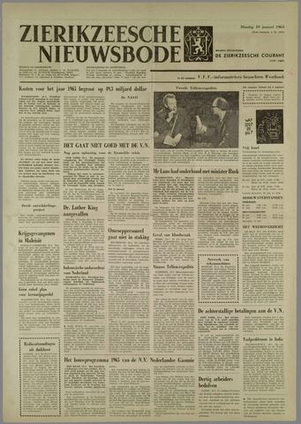 Zierikzeesche Nieuwsbode 1965-01-19