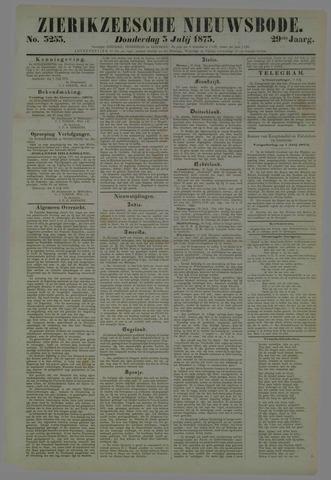 Zierikzeesche Nieuwsbode 1873-07-03