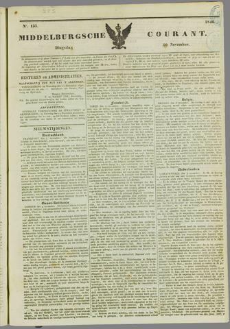 Middelburgsche Courant 1846-11-10