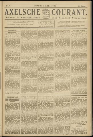 Axelsche Courant 1926-05-04