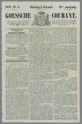 Goessche Courant 1874-01-06