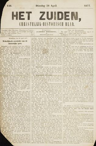 Het Zuiden, Christelijk-historisch blad 1877-04-24