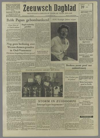 Zeeuwsch Dagblad 1958-04-29