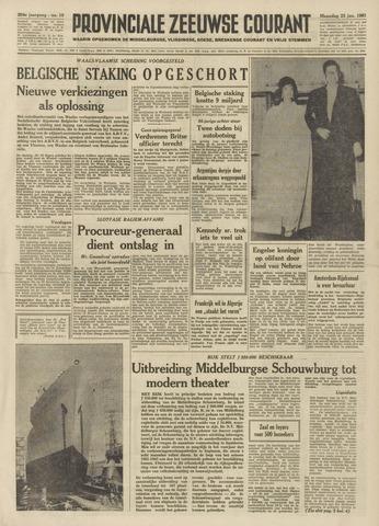 Provinciale Zeeuwse Courant 1961-01-23