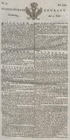 Middelburgsche Courant 1778-07-02