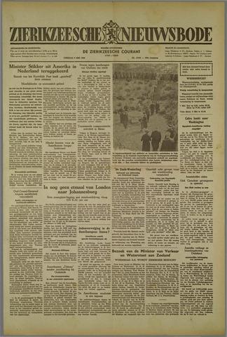 Zierikzeesche Nieuwsbode 1952-05-06