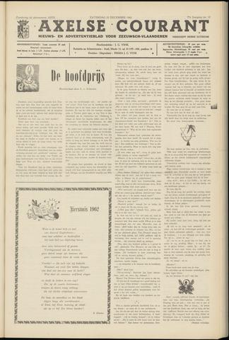 Axelsche Courant 1962-12-22