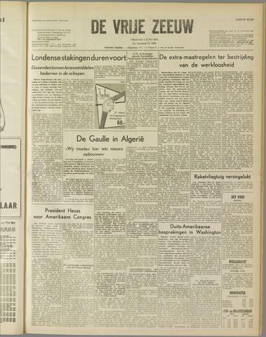 de Vrije Zeeuw 1958-06-06