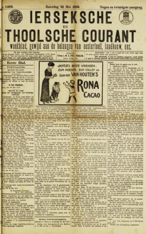 Ierseksche en Thoolsche Courant 1913-05-31