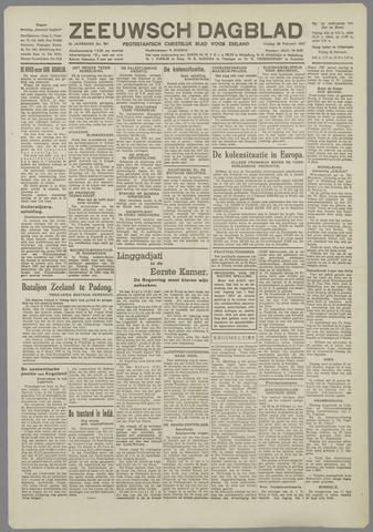 Zeeuwsch Dagblad 1947-02-28
