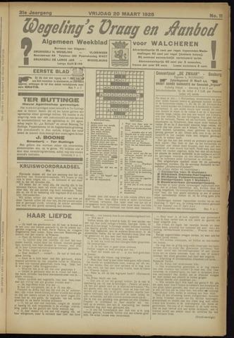 Zeeuwsch Nieuwsblad/Wegeling's Nieuwsblad 1925-03-20
