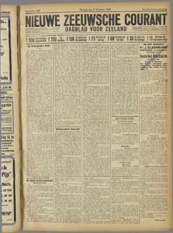 Nieuwe Zeeuwsche Courant 1921-10-05