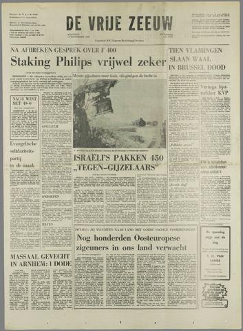 de Vrije Zeeuw 1970-09-14