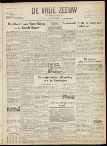 de Vrije Zeeuw 1951-01-24