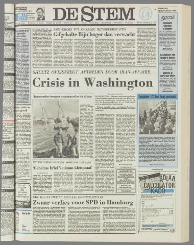 de Stem 1986-11-10