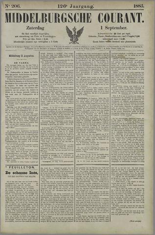 Middelburgsche Courant 1883-09-01