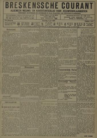 Breskensche Courant 1929-07-06