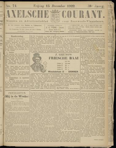 Axelsche Courant 1922-12-15