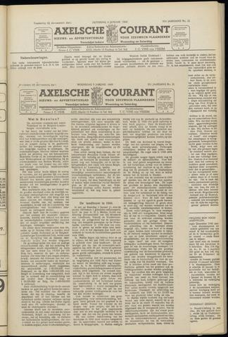 Axelsche Courant 1949-01-05