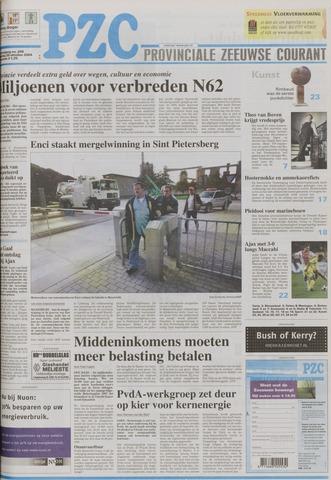 Provinciale Zeeuwse Courant 2004-10-20