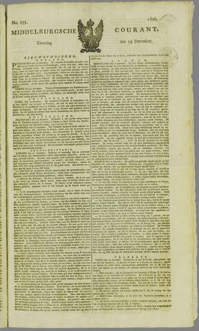 Middelburgsche Courant 1824-12-25