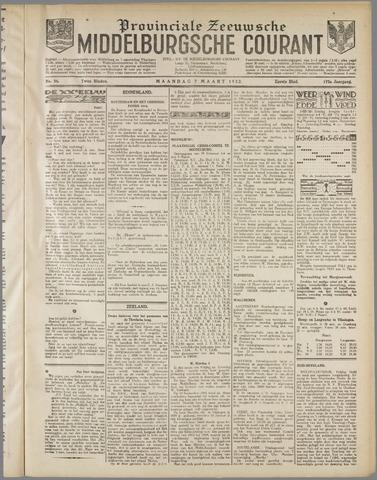 Middelburgsche Courant 1932-03-07