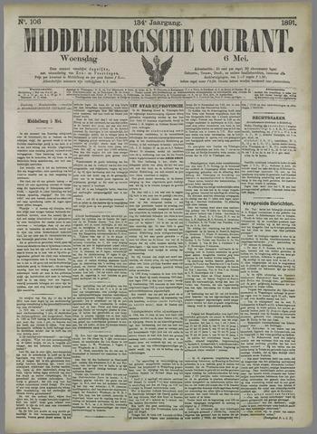 Middelburgsche Courant 1891-05-06