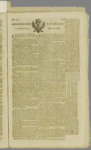 Middelburgsche Courant 1805-04-18