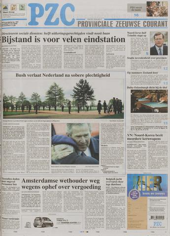 Provinciale Zeeuwse Courant 2005-05-09