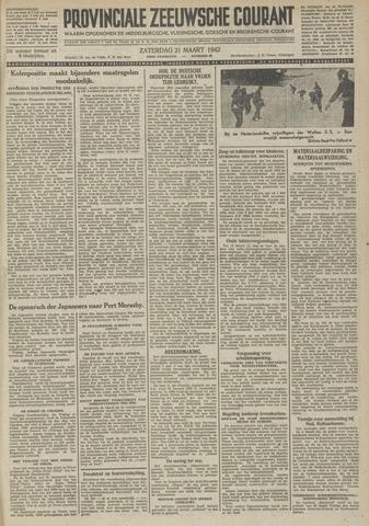 Provinciale Zeeuwse Courant 1942-03-21