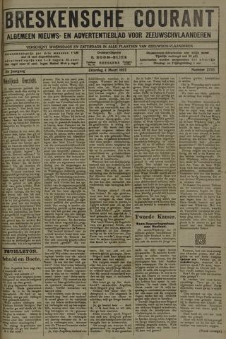 Breskensche Courant 1922-03-04