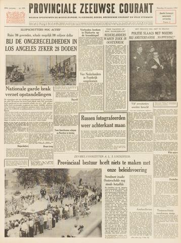 Provinciale Zeeuwse Courant 1965-08-16