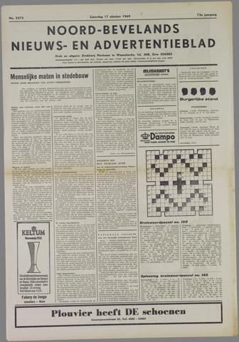 Noord-Bevelands Nieuws- en advertentieblad 1969-10-17