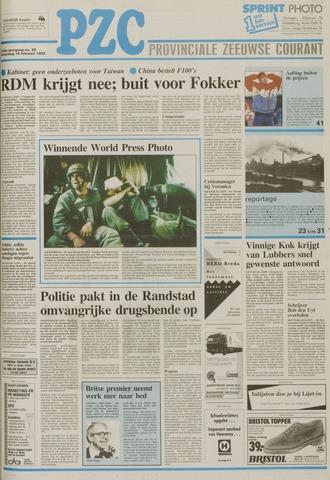 Provinciale Zeeuwse Courant 1992-02-15