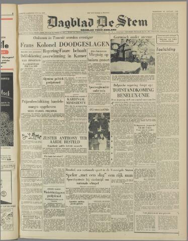 de Stem 1952-01-23