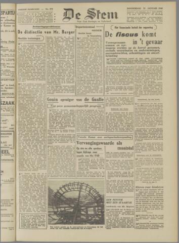 de Stem 1946-01-24