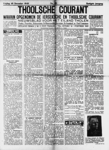 Ierseksche en Thoolsche Courant 1943-12-10