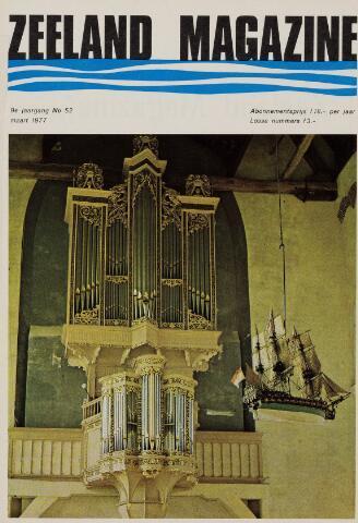 Zeeland Magazine / Veerse Meer Gids 1977-03-01