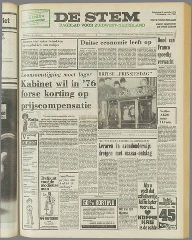 de Stem 1975-11-20