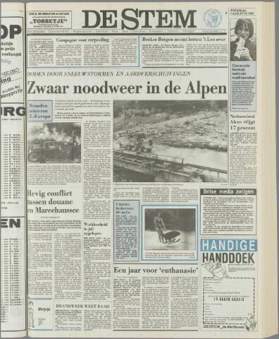 de Stem 1985-08-07