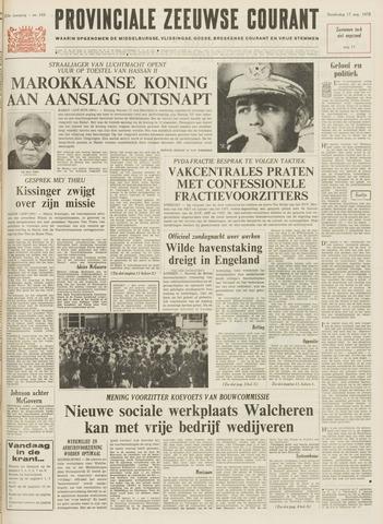 Provinciale Zeeuwse Courant 1972-08-17