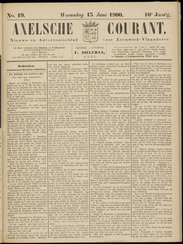 Axelsche Courant 1900-06-13