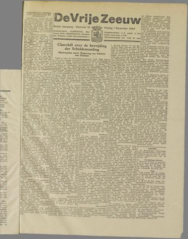 de Vrije Zeeuw 1944-12-01