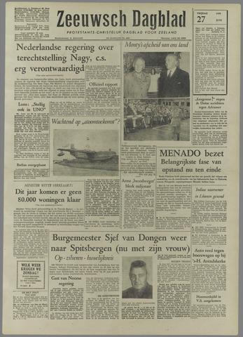 Zeeuwsch Dagblad 1958-06-27