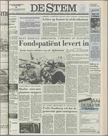 de Stem 1986-10-16